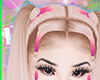 blonde pinky