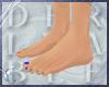 Leeana A.S. Feet + Nails