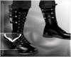 (ES) Blk Army Boots