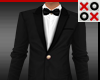 Short GQ Suit Black