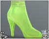 FMB Green Boots