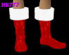 HB777 Santa Boots Red(M)