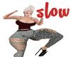 SLOW FACE DANCE
