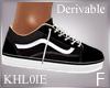 K derv sneakers