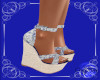 *CM*SHELLY WEDGES