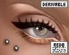 DRV antibrow piercing R