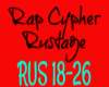 Rap Cypher Rusage pt2