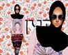 Jilbab Hijab Black