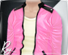 Pink Celebrity Jacket