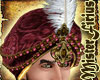 Sultan Turban Pink