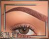 ginger Eyebrowns