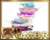 QMBR Wonderland Cups