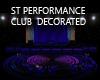 ST PERFORMANCE CLUB DECO