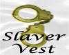 Slaver - Vest w/ blue