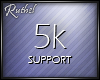 -R- Support 5k