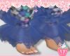💙 Tutu Feet Kids