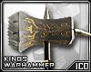 ICO Kings Warhammer M
