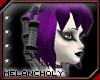 Bleak Cable: Purple