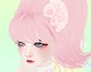 El. Roses Pink Head L