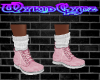 *Wykid* Pink Timbs