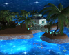 New Summer Isle waterfal