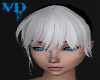 VD White Bangs Aileen