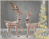 Christmas Reindeer Deco