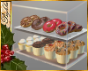 I~Cafe Pastry Display