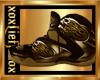 [L] SKULL Sneakers M / F