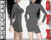 !SFX Thin Short Dress