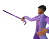 slimtastic purple cane