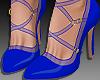 Blue Pencil Heel �