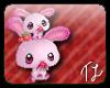 [cg]*cute pink bunny*