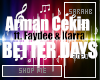 Arman Cekin - Better Day