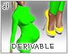 *Dona*Prego+Heels+Nails
