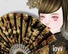 """Iv""""Oriental Fan"""