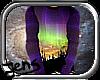 [Jens]Aurora Sky Sweater