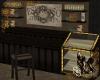 Steampunk Coffee Bar