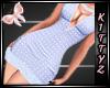 ! Fancy City Dress Blue