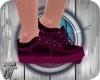 TT: Pink Rave Shoes
