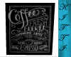 [VK] Fresh Coffee Sign