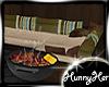Backyard BBQ Sofa 1