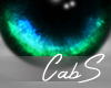 CS Blue Green Eyes
