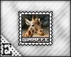 [E] Giraffe Stamp