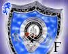 Clan Ranald Shield (F)