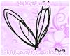 Black Scribble Heart