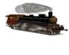 locomotive radio ...