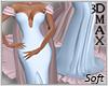 3D Wedding Gown v2 Soft