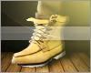 G.I Boot in Wheat Nubuck