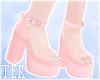 [T] Heels Peachy